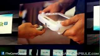 Wii Fit U Debut Trailer Reveal and Third Party Games Montage - Nintendo Press Conference 2012