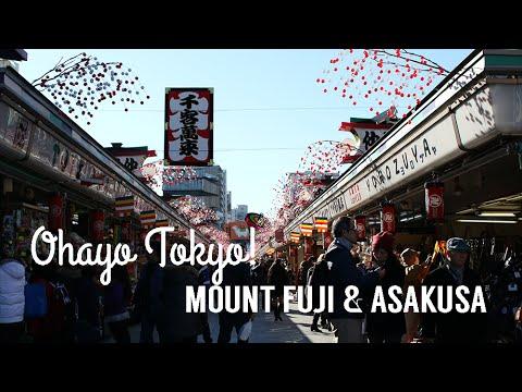 Ohayo Tokyo! Day 2 & 3