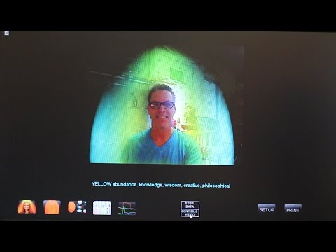 Aura Video 7 at Brigittes Serenity Studio
