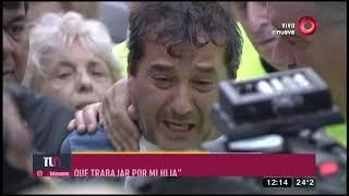 El crimen de la piloto de karting: Villa Ballester pidió justicia por Zaira Rodríguez