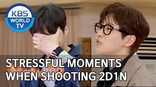 Stressful moments when shooting 2D1N 2 Days &amp 1 Night Season 4ENG2020.05.10