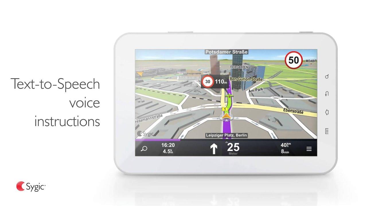 Sygic Truck GPS Navigation 13 9 6 Free Download