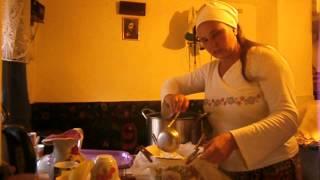 Копченый сыр из козьего молока в домашних условиях. Часть 1