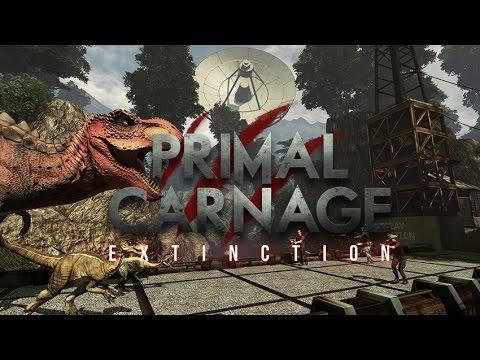 Primal Carnage Extinction - Обзор на Skin Pack