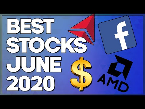 5 Stocks To Buy In June 2020 | Best Stocks To Buy Right Now !