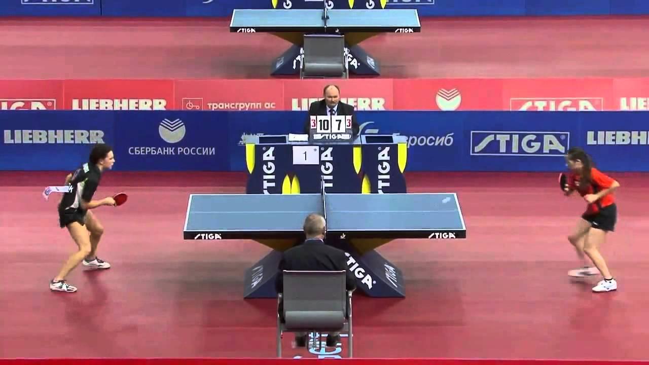 ping pong pentru vedere