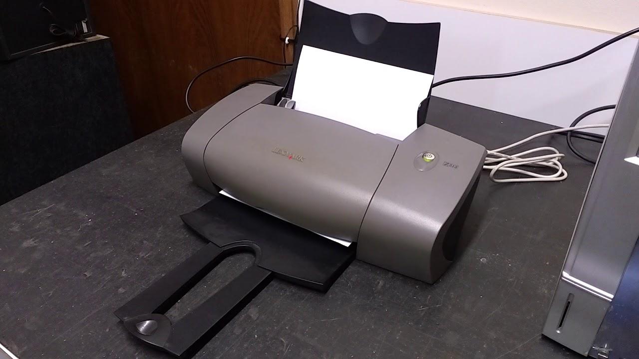 programa impressora lexmark z513 gratis