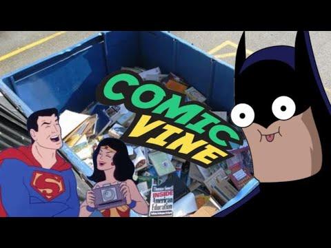 Comicvine VS Battles LIVE REACTION!