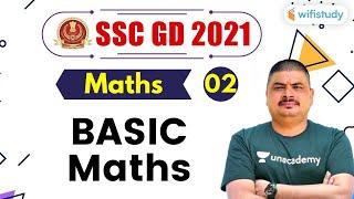 8:00 PM - SSC GD 2021   Maths by Dalbir Nagar   Basic Maths