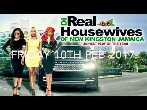 Di Real House Wife Of New Kingston Jamaica