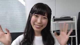 2017年6月30日 片瀬成美 3周年ツアー初日 wallop放送局.