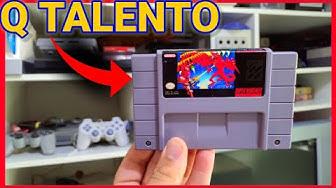 Talento na Coleção | Fita Super Metroid Restaurando / Droop's Games