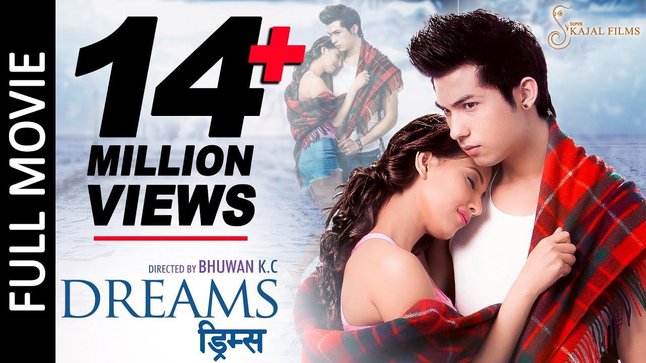 DREAMS | New Nepali Superhit Full Movie 2016/2073 | Anmol KC, Samragyee RL Shah