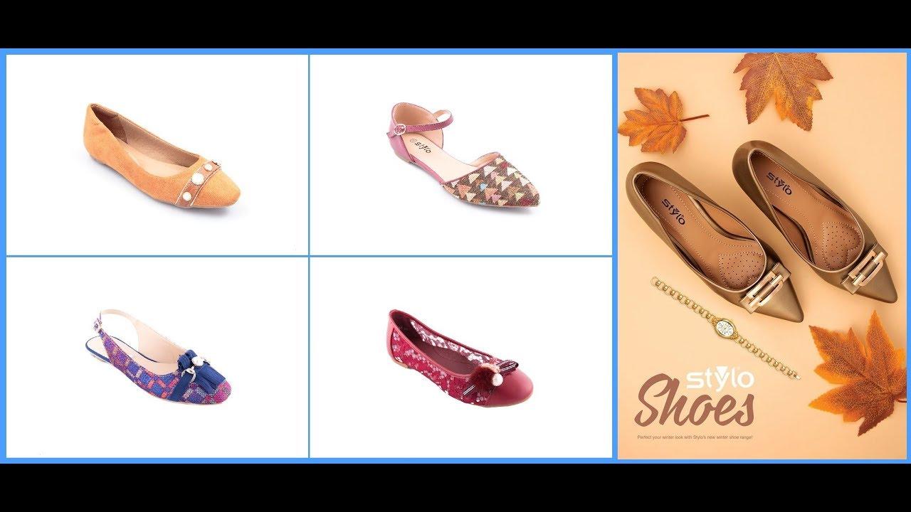 Winter Pump Shoes #Ladies Footwear\u003dFSBS