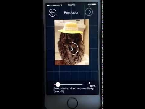 GifVid - Gif to Video Converter iOS App