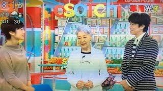 """大河ドラマ「真田丸」で演じている幸村の祖母・とり、""""戦国のゴッドマザ..."""