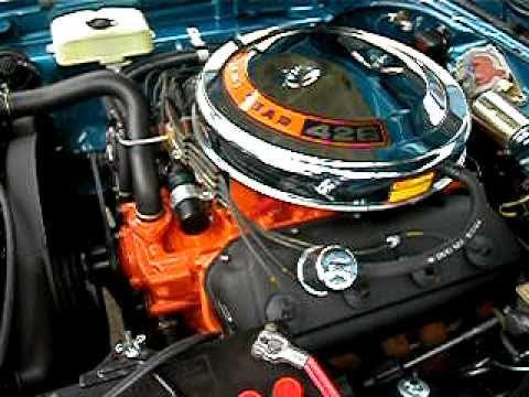 69 Dodge Charger 426 Hemi Idle Youtube