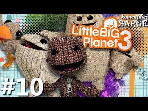 Zagrajmy w Little Big Planet 3 [PS4] odc. 10 - KONIEC GRY