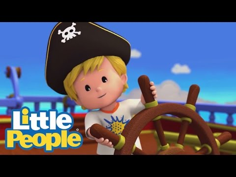 Songs for Kids - Little People   The Help Song 🎵 Kids Songs 🎵