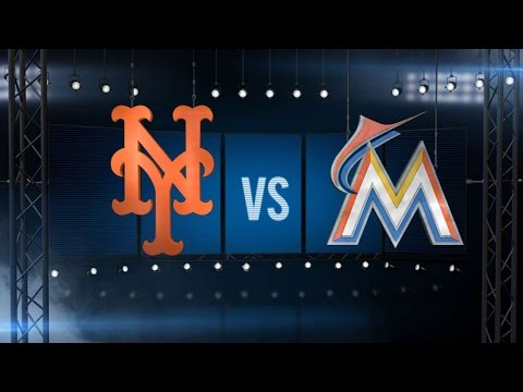 4/28/15: Morse's RBI single lifts Marlins past Mets