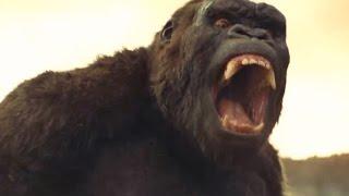 Конг: Остров черепа — Русский трейлер #2 (2017)