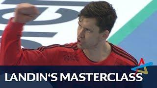 Landin's Masterclass | Last 16 | VELUX EHF Champions League 2017/18