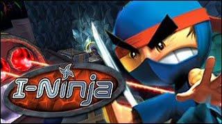 I-Ninja (Я-Ниндзя) - Прохождение #1 (Ностальгия)