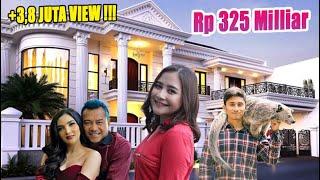 Download lagu Rumah Mewah Artis Indonesia Paling Mahal  2021, Harga Ratusan Miliar !