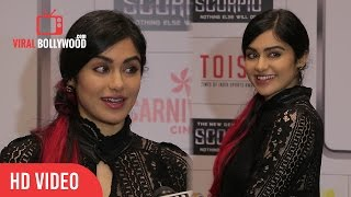 Adah Sharma  At TOI Sports Awards 2nd Edition | The Times Of India Awards