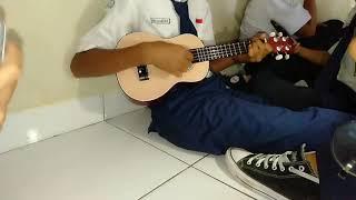 Top Hits -  Diantara Beribu Bintang Versi Ukulele Cover