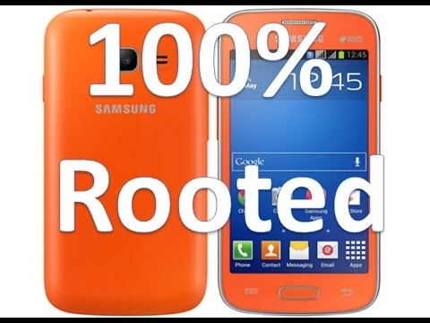 [100%] How To Root Samsung Galaxy Star 2 Plus or Star Advance (SM-G350E) Without Pc