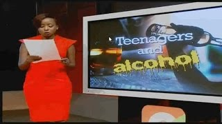 Monday Special: Teenagers and Alcohol