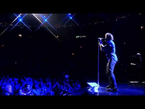 Hallelujah - Bon Jovi __ Live At Madison Square Garden