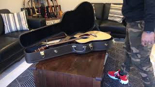Unboxing: Takamine Pro Series P5DC