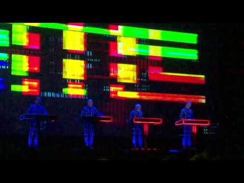 Kraftwerk - Home Computer @ The State Kremlin Palace (Moscow) 13-02-2018