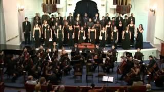 Gloria in excelsis Deo  - Coro Seminário Teológico Batista do Sul do Brasil
