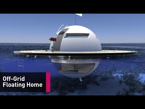 Travel The World Right From Your...Floating Home?