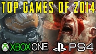 TOP 10 Games of 2014 PS4/Xbox One/ PC (Best Games of 2014) Most Anticipated Games 2014 HD