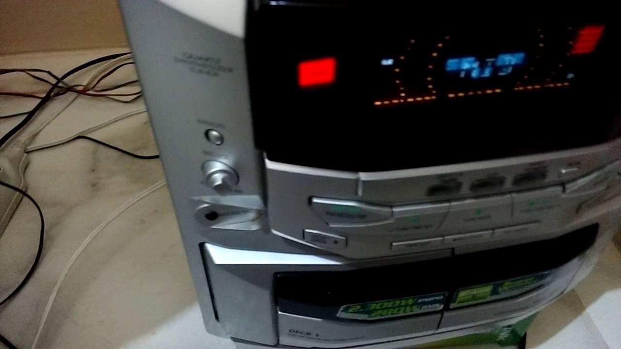Panasonic Ak28 - Depois de muito tempo parado! HD - YouTube cd2c95cd46c7