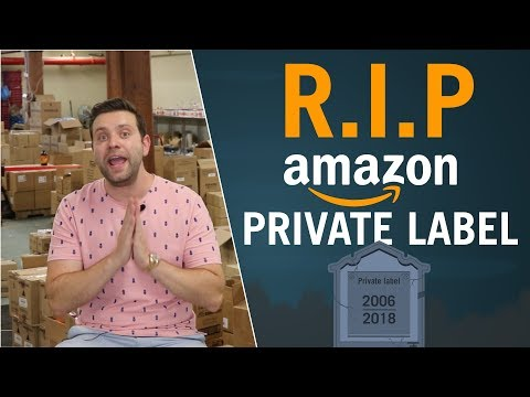 Amazon Private Label is Dead! (WATCH THIS before you start your business)