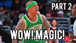 "NBA ""MAGICIAN Assists"" Plays 