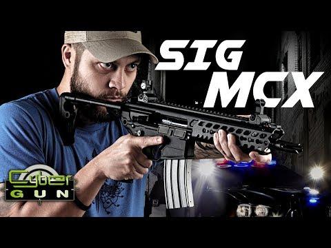 Cybergun SIG MCX - Best Compact AEG? - RedWolf Airsoft RWTV