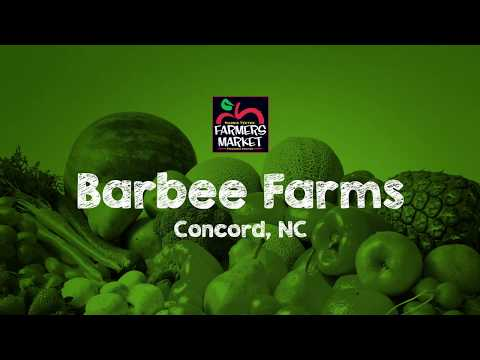 Local Produce - Barbee Farms