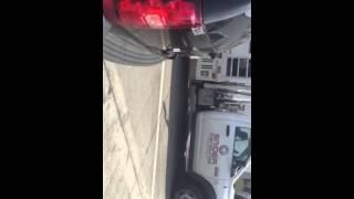 Trucker refuses to help dot officer