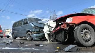 Потрійна ДТП поблизу торговельного центру «Дафі» занапастила життя 26-річного юнака