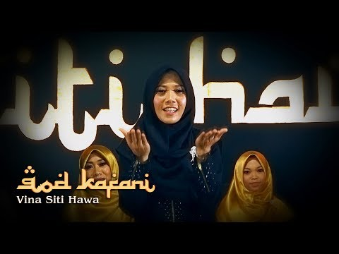 Sholawat Akustik I Qod Kafani By Vina Siti Hawa