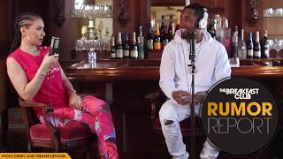 Safaree Admits Nicki Minaj Only Stayed With Him Because Of His Anaconda