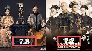 'Như Ý truyện' vượt mặt 'Diên Hy công lược' trên bảng đánh giá phim lớn nhất Trung Quốc