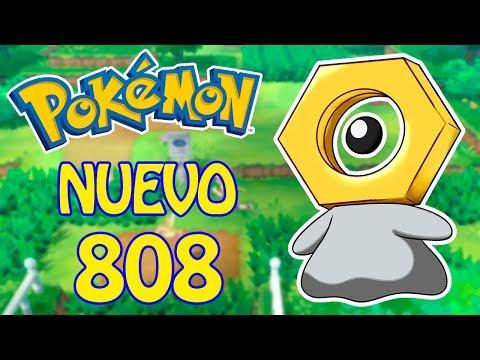 NUEVO POKEMON 808 FILTRADO!!! PRIMER POKEMON DE 8 GENERACION!?