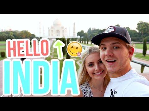 GOODBYE BORA BORA, HELLO INDIA!